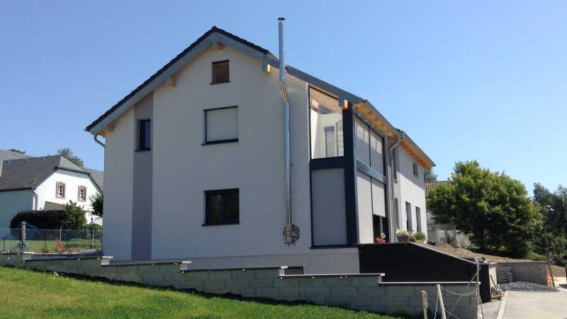 Holzhaus, Einfamilienhaus - 13849