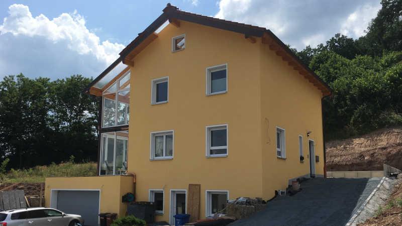 Holzhaus, Einfamilienhaus - 13884
