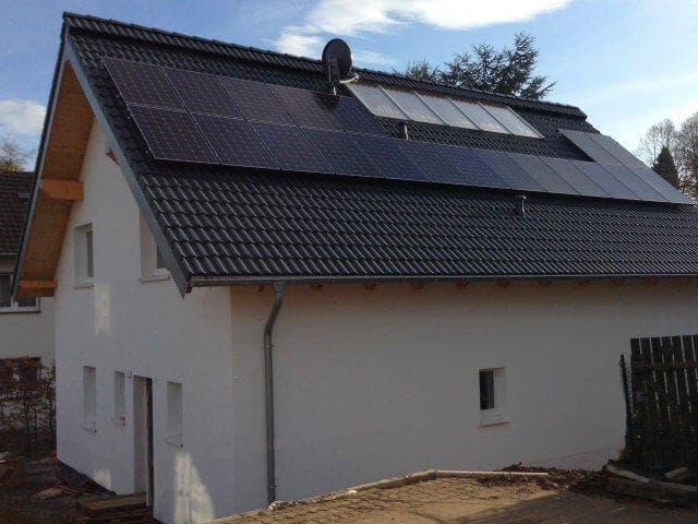 Holzhaus, Einfamilienhaus - 13949