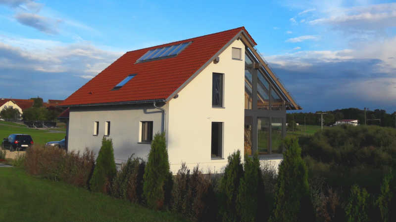 Holzhaus, Einfamilienhaus - 14053