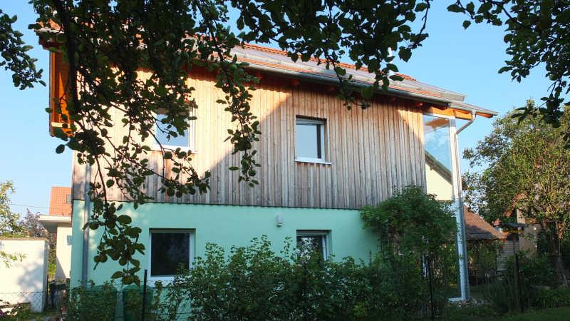 Holzhaus, Einfamilienhaus - 14178