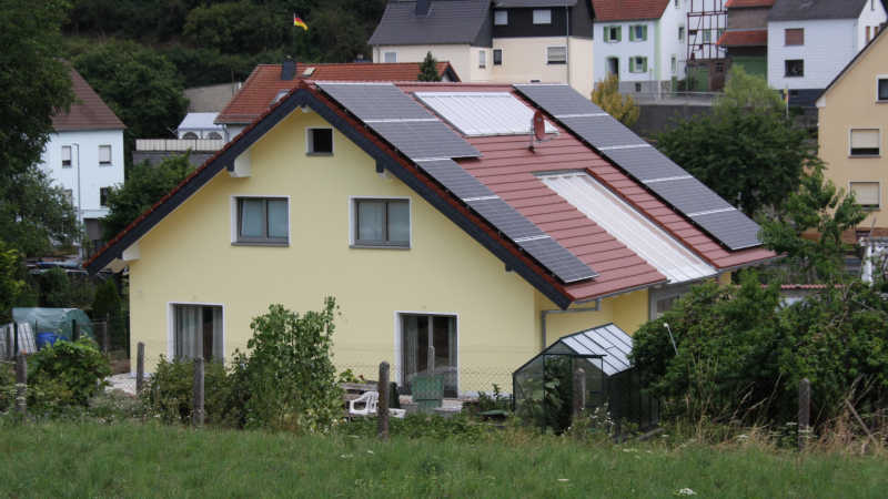 Holzhaus, Einfamilienhaus - 14239