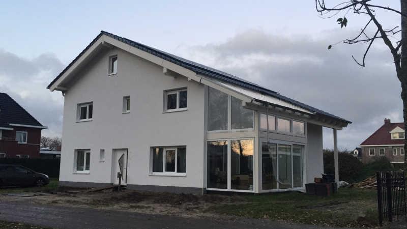 Holzhaus, Einfamilienhaus - 14444