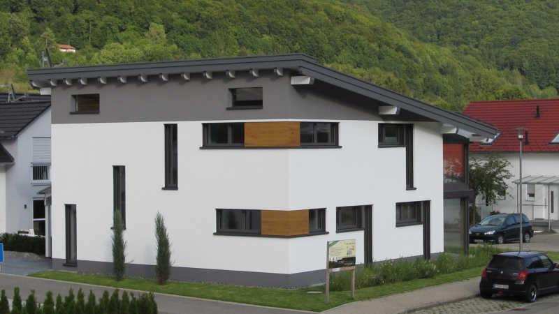 Holzhaus, Einfamilienhaus - 14477