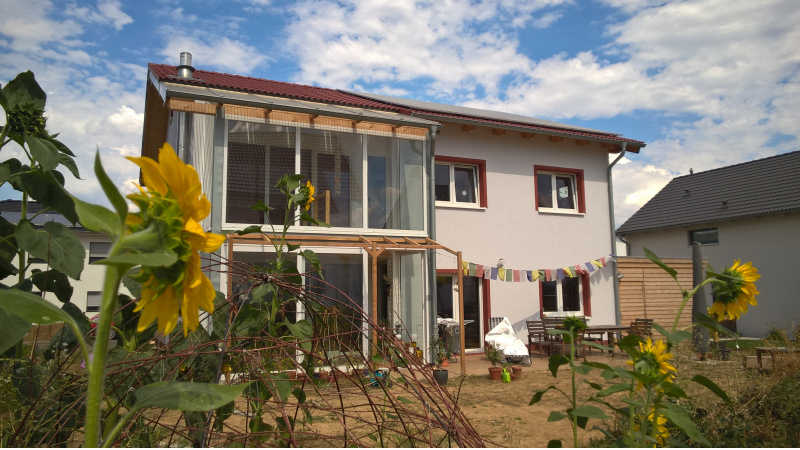 Holzhaus, Einfamilienhaus - 14539