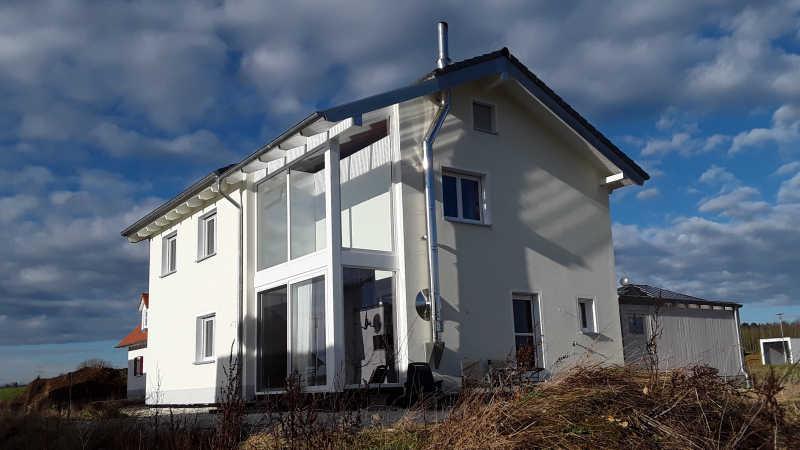 Holzhaus, Einfamilienhaus - 14546