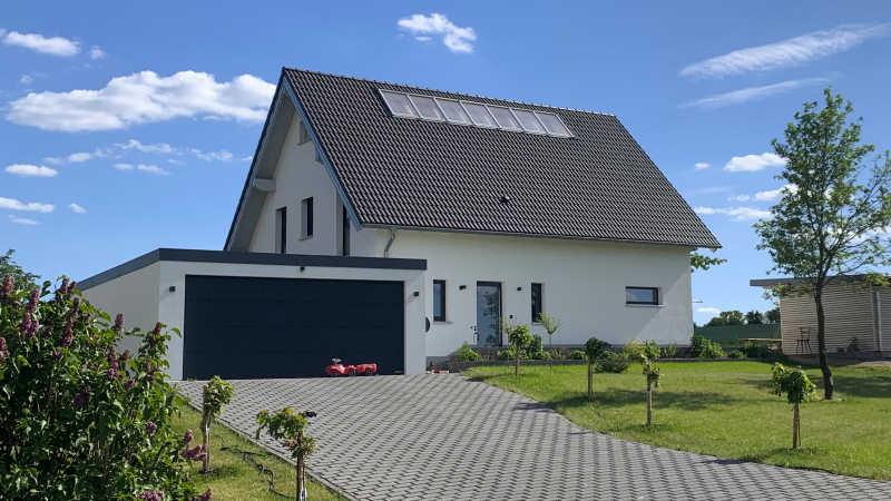 Holzhaus, Einfamilienhaus - 14565