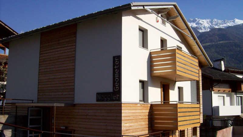 Stahl-Holzhaus, Einfamilienhaus - 10164