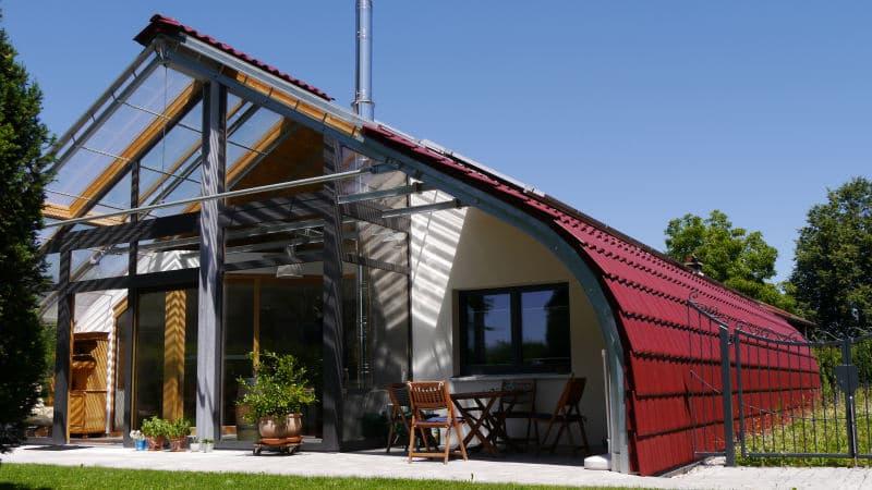 gesund bauen schadstofffrei wohnen bio solar haus