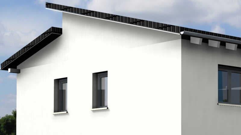dachformen von h usern vor und nachteile. Black Bedroom Furniture Sets. Home Design Ideas