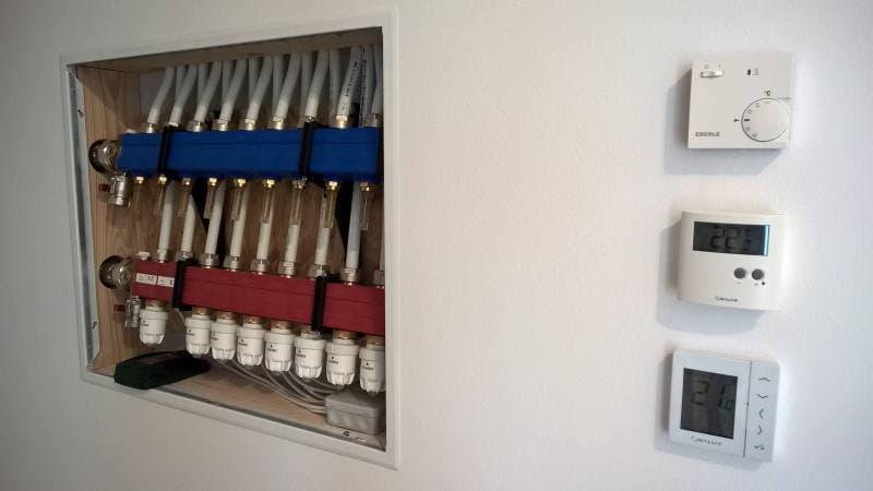 Fußboden Und Wandheizung Kombinieren ~ Wandheizung und deckenheizung vorteil flächenheizung