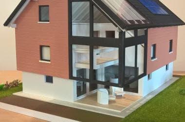 Passivhaus | Holzhaus | Niedrigenergiehaus – Dein Bio-Solar-Haus